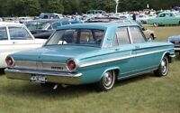 Looking for owner of 1964 Ford Fairlane.