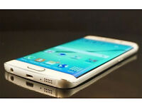 Samsung Galaxy S6 Edge - 64GB - White Pearl Simfree Unlocked to any network
