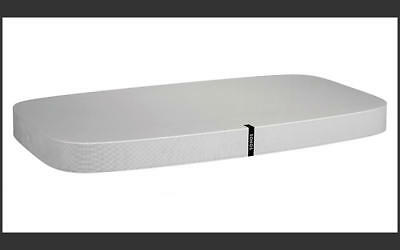 SONOS PLAYBASE SOUND BASE TWO-IN-ONE DESIGN - WHITE - UK MODEL - NEW BOXED