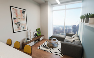 Single bedroom in apartment available for rent at Dundas Square