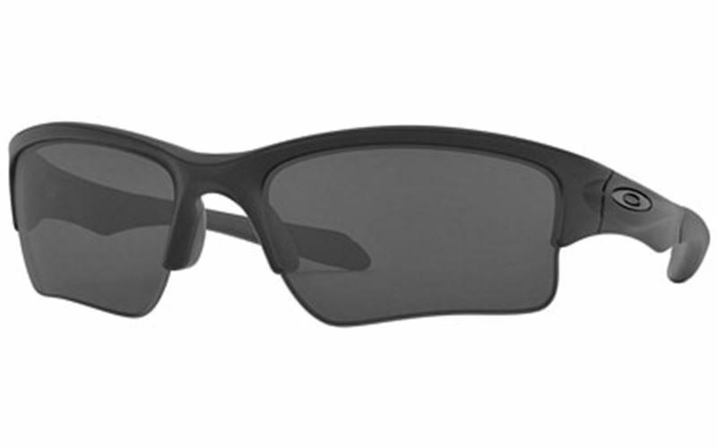 Oakley SI Quarter Jacket (Youth Fit) - Matte Black, Gray Lenses (OO9200-0661)