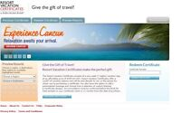 Resort Vacation Certificate!! Awesome deal