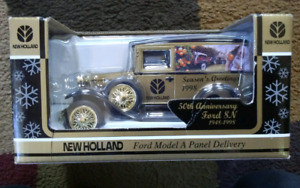 Model car: New Holland- Ford Model A Pandal Delivery Car