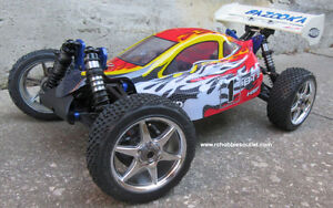 New RC Buggy/Car Brushless Electric BT9 Pro Version Bazooka Kitchener / Waterloo Kitchener Area image 5