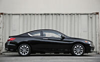 2014 Honda Accord Coupe Black (2 door) 6 years warranty!!