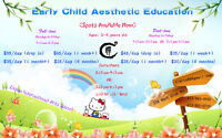 Early Child Aesthetic Education