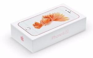 Brand New!!! iPhone 6S 64GB Unlocked all networks worldwide