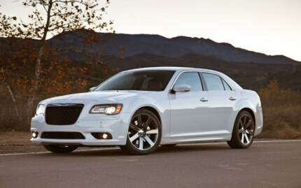 WEDDING CAR HIRE - CHRYSLER 300 SRT8 - $300 PER DAY