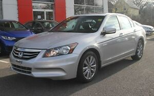 2011 Honda Accord Sedan EX-L Leather