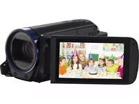 Brand new Canon Legia HF R67 1080p camcorder