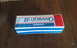 "BLUESBAND INTERNATIONAL HARMONICA BY ""HOHNER"""