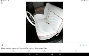 Wanted Bench seats