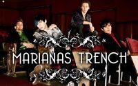 4 General Admission Tickets MARIANAS TRENCH July 1-ArtPark