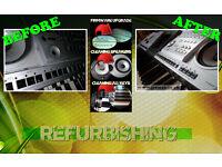 Yamaha keyboards: refurbishment and/or repairs