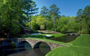 The Master 2017 tickets @ Augusta National