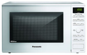 Microwave oven Panasonic in very good condition like new