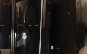 Fat ps3 taking up space London Ontario image 1