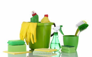 Green Cleaning services starting at $45