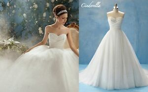 Alfred Angelo Cinderella's Disney Princess Bridal Gown