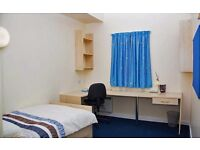 Student accommodation Victoria Hall Sliver En-suite