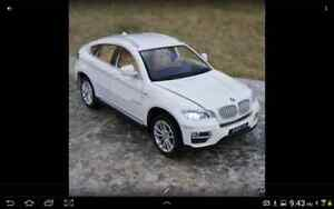 BMW X6 Alloy Diecast Car Model 1:32 Collection Gift Sound & Ligh