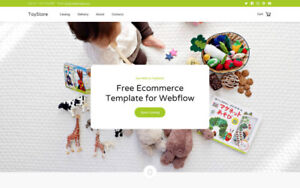 Ecommerce Websites Templates Launch it Today.