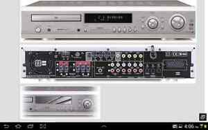DENON ADV-700 RCEIVER ONLY 5.1 DIGITAL PROLOGIC 2 DTS London Ontario image 2