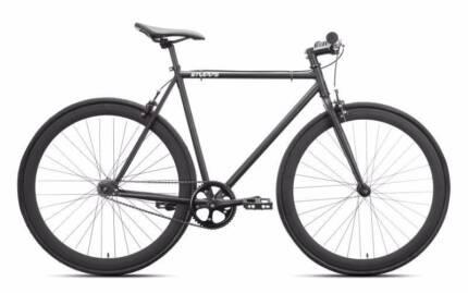 Brand New Studds Fixie Matt Black Bike