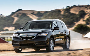Wanted - Acura MDX 2014 - 2015