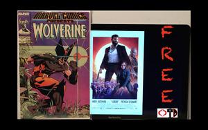 FREE Marvel Comics Presents Wolverine #1 Comic Book