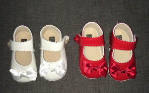 Baby girl shoes - Excellent Condition