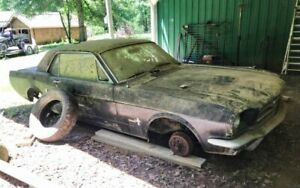 1965 mustang 289 for sale/trade