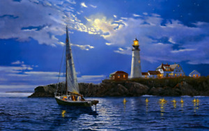 Beautiful hand-painted Oil Portraits of your Boat