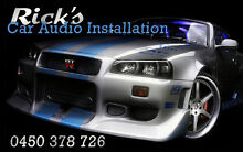 Ricks car audio stereo installations installation installer gold Nerang Gold Coast West Preview