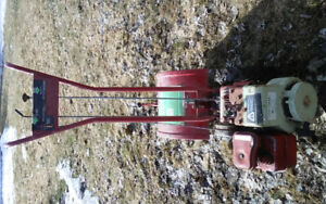 Troy Built Rear Tine Tiller