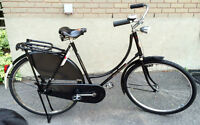 Old Betteran Dutch Bike