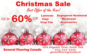 GFC Christmas Sale Coming! Purchase with Up to 60% Off!