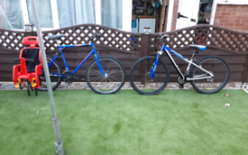 10 BICYCLES FOR SALE JOB LOT ,,,