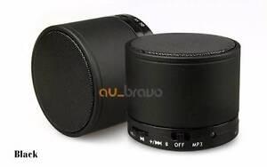 Portable Mini Bluetooth Wireless AUX TF Stereo Music Speaker HiFi East Perth Perth City Area Preview