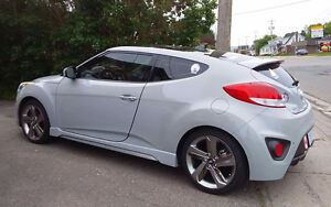 2014 Hyundai Veloster Hatchback Turbo