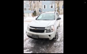 Moving to BC - Chevrolet Equinox