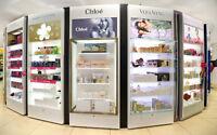 Vente de liquidation de parfums / Perfume liquidation sale