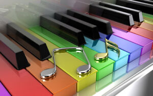 Private Beginner Piano Lessons