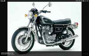 wanted, 750, 900 yamaha seca, v45 or v65, or 400, 600 xs yamaha