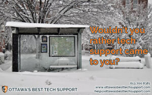 In Home Tech Support