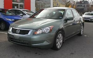 2010 Honda Accord Sedan EX-L Leather