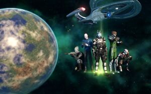 Star Trek Online Lifetime Account with lots of extras