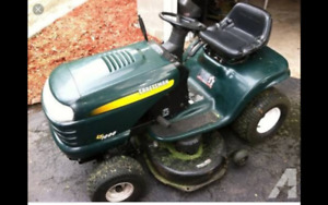 Awesome Craftsman Riding Mower $999 was $3,000 new