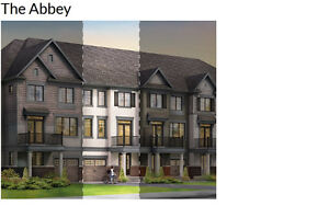 A brand new townhouse in Kanata, available at the end of July
