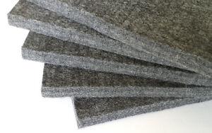 Prickelfilz, Prickfilz, Prickelunterlage, (14,5x20cm) 1cm dick - Prickeln